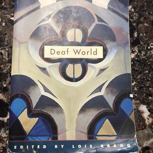 Deaf World Text Book By Lois Bragg for Sale in San Diego, CA