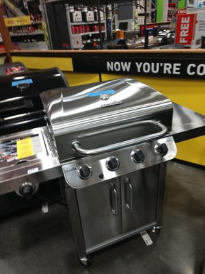 New In-sealed box Char- Broil BBQ Grill for Sale in Laguna Beach, CA