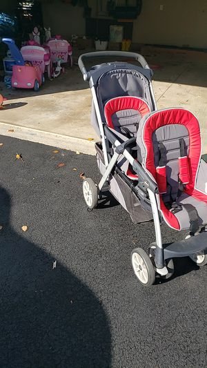 Chicco Double Stroller for Sale in Buffalo, NY