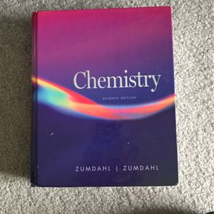 AP Chem Textbook for Sale in NJ, US
