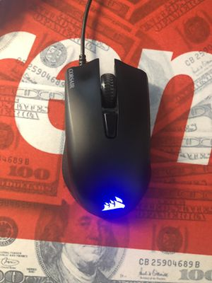 Corsair Harpoon RGB Gaming mouse for Sale in Stockton, CA
