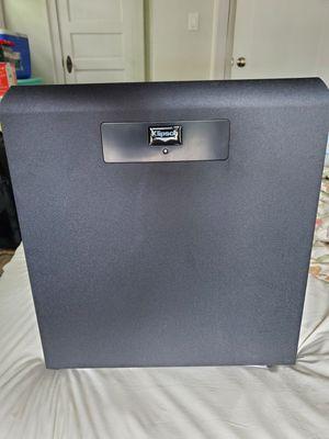 """Klipsch subwoofer black 16"""" x 12"""" for Sale in St. Petersburg, FL"""