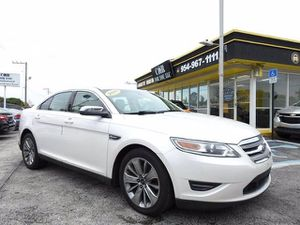 2010 Ford Taurus for Sale in Hollywood, FL