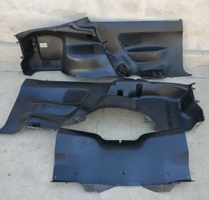 Integra interior trim panels - rear for Sale in San Bernardino, CA
