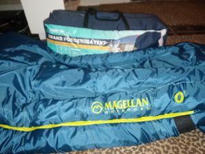 Magellan tent and sleeping bag for Sale in Houston, TX