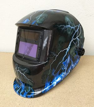 (NEW) $30 each Welding Helmet Auto Darkening Solar Grinding Mask Plasma, 3 Designs for Sale in South El Monte, CA