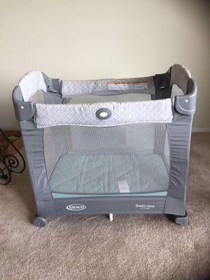 GRACO - travel crib for Sale in Alexandria, VA