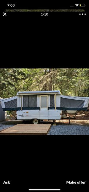1996 Coleman tent trailer for Sale in Cashmere, WA