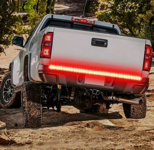 🚨🚦NEW 3X BRIGHTER TRUCK TAILGATE LED STRIP 3RD BRAKE LIGHT! 6 SIGNAL FUNCTIONS🚦🚨 for Sale in Ontario, CA