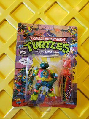 TMNT Teenage Mutant Ninja Turtles, Mike the Sewer Surfer for Sale in Festus, MO