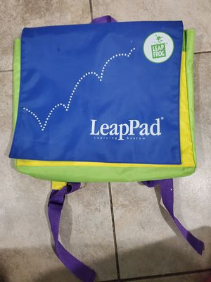 Leap Pad back pack for Sale in Queens, NY