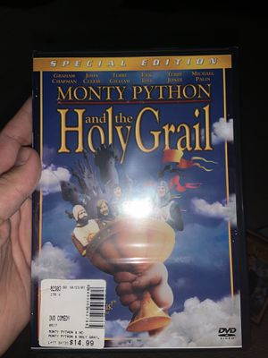 Monty python and the holy grail for Sale in Avocado Heights, CA