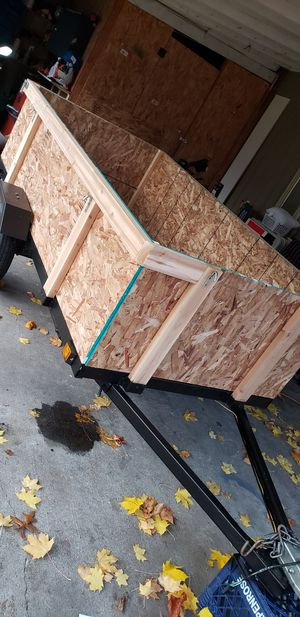 Utility trailer for Sale in Gresham, OR