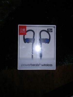 Power beats 3 wireless for Sale in Garden Grove, CA