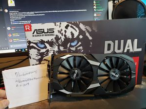 AMD Rx580 8gb Graphics Card for Sale in Mount Morris, MI