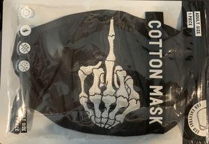 Face mask skeleton hands for Sale in Beverly, NJ