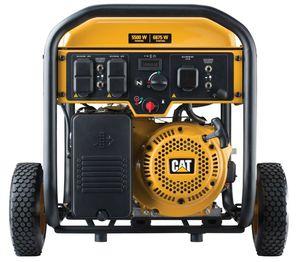 Cat RP5500 CARB Compliant 6875-Watt Generator for Sale in San Diego, CA