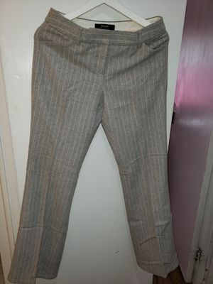 Victoria secret boot cut wool trousers sz 4 NW for Sale in East Windsor, NJ