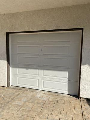 Garage Door 10x8 for Sale in Bonita, CA