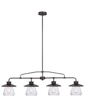 Modern Farm Style Pendant for Kitchen Island or Dining Table BLACK! Brand New for Sale in Kissimmee, FL