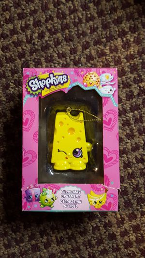 Shopkins ornament used for Sale in Lowell, MA