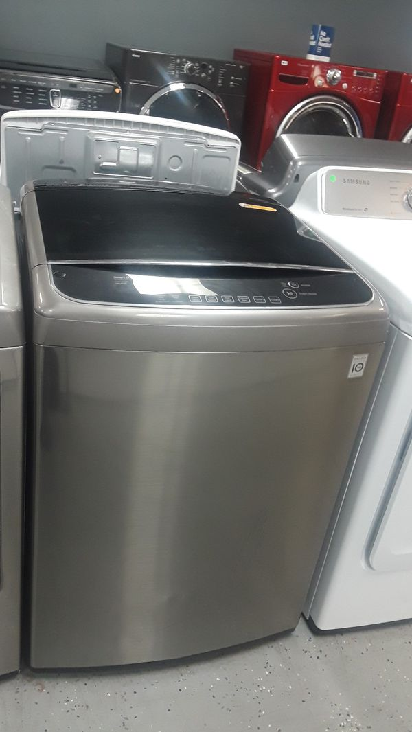 Grey Lg Hydroshield Washer Amp Dryer Set For Sale In