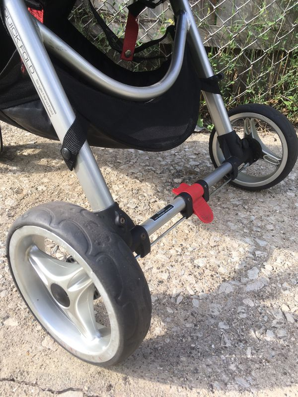 City mini stroller only lightly used clean