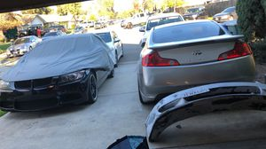 2005 g35 spoiler (oem) for Sale in Fresno, CA