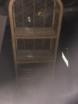 "Wicker Shelves 50""x24"" Approx for Sale in Cypress,  CA"