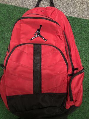 Jordan Backpack Excellent Condition, Roomy inside, multiple pockets for Sale in Warren, RI