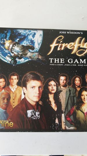 Firefly the board game for Sale in Tualatin, OR
