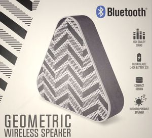Wireless Speaker (Bluetooth) for Sale in Dearborn, MI