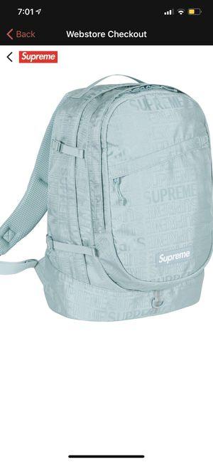 SS19 Supreme Backpack for Sale in Alexandria, VA