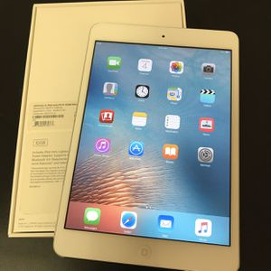 "Apple iPad Mini First Generation SIM ""32"" GB With Excellent Condition, Like Almost New. for Sale in Springfield, VA"
