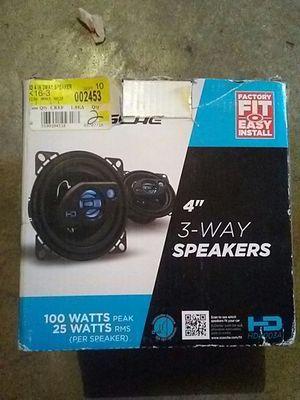 "Speakers 4"" for Sale in El Cajon, CA"