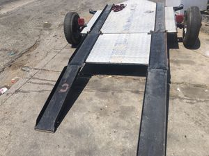 Trailer,motorcycle trailer,hauling for Sale in Los Angeles, CA