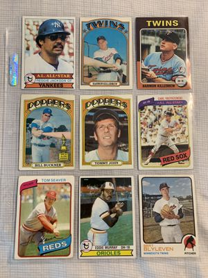 9 Baseball Cards for Sale in Imperial, MO