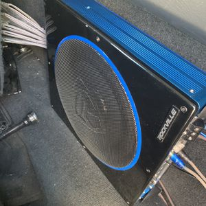 10inch Powered Subwoofer for Sale in Tolleson, AZ