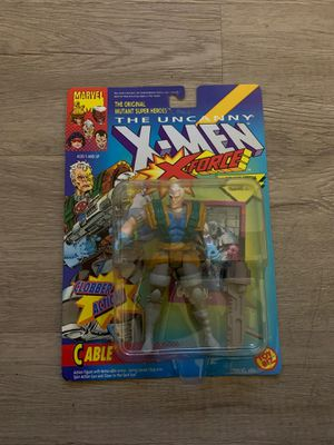 "Marvel X-Men ""Cable"" 1992 Collectible Action Figure for Sale in San Diego, CA"