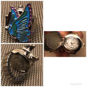 Butterfly Shaped Ring Watch for Sale in Flint, MI
