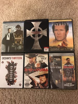 Action Movies for Sale in Tampa, FL