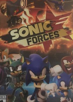 Sonic Forces Nintendo switch game for Sale in Tualatin,  OR