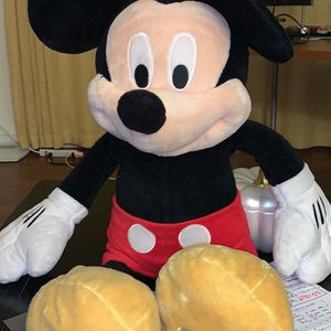 Mickey Mouse Large Plush for Sale in Aurora, CO