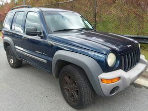 2003 Jeep Liberty Sport Very Reliable Winter Ready for Sale in Bowie, MD
