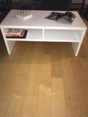 White Coffee Table for Sale in Washington, DC