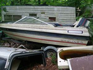 Bayliner parts boat for Sale in US