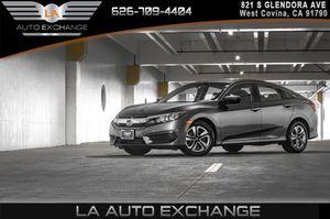 2017 Honda Civic Sedan for Sale in West Covina, CA