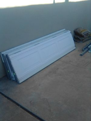 Scrap metal garage doors for Sale in Costa Mesa, CA
