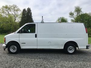 2002 Chevy express cargo work van for Sale in Gaithersburg, MD