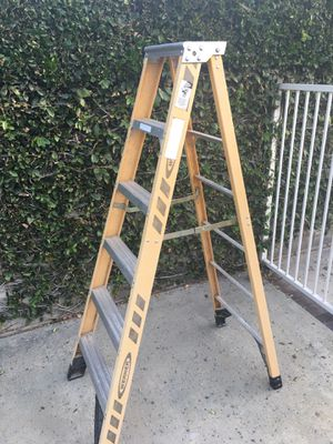 Werner 6 foot ladder heavy duty for Sale in Claremont, CA
